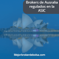 brokers regulados ASIC